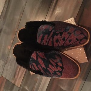 Free People Shoes - Free People Mules NWT!